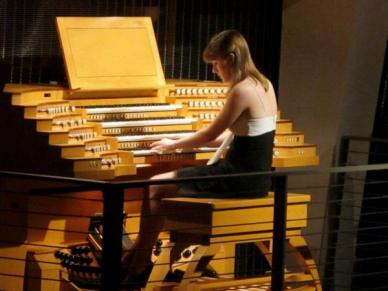 Recital at the Kauffman Center