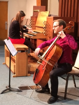 April 29, 2016 Performance with Matt Zucker